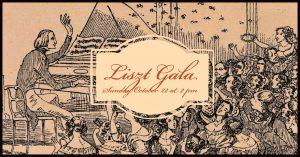 Liszt Birthday Gala