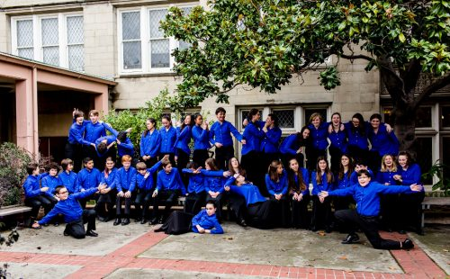 Piedmont East Bay Children's Choir - Sunday, December 3 at 4 pm