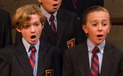 Ragazzi Boys Chorus - Sunday, December 10 at 4 pm