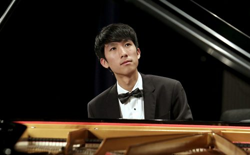 Chopin Birthday Concert with Eric Lu - Sunday, February 25 at 4 pm