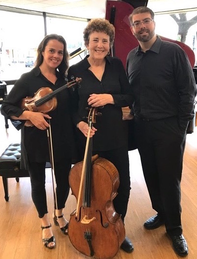 Trio Foss - Sunday, March 4 at 4 pm