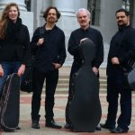 Circadian String Quartet - Friday, April 13, 2018 at 8 pm