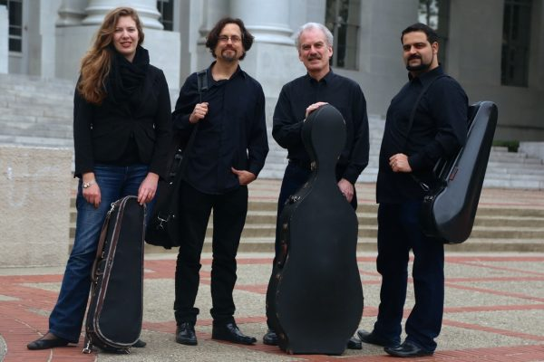 Circadian String Quartet - Friday, April 13 at 8 pm