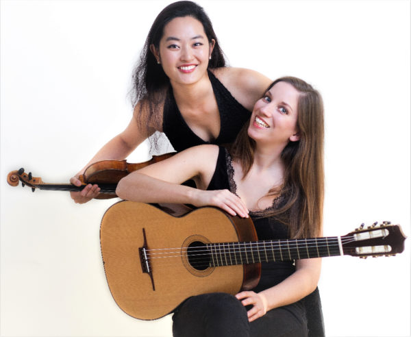 Yu&I Duo - Sunday, April 8 at 4 pm