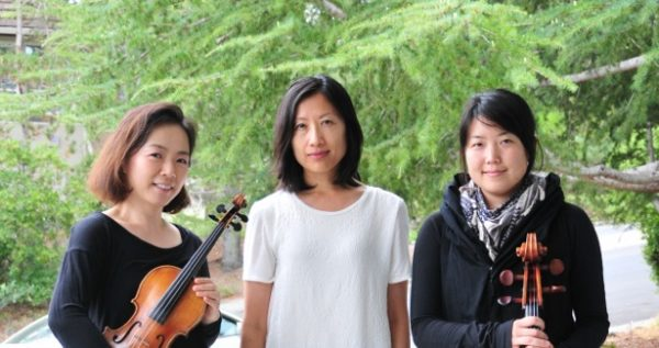 The Leaf Trio - Sunday, April 22 at 4 pm