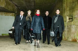 Farallon Quintet - Friday, June 8 at 8 pm