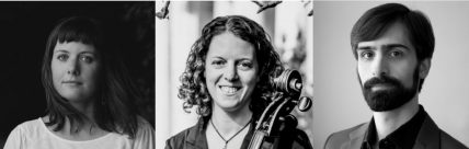 Hannah Addario-Berry, Jeff Anderle & Kate Campbell - Friday, June 1 at 8 pm