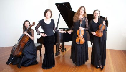 Bridge Piano Quartet - Sunday, July 1 at 4 pm