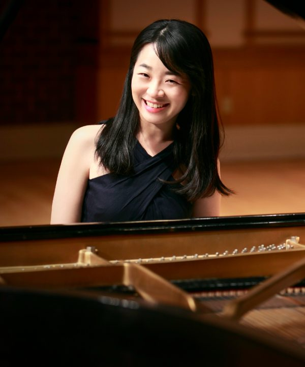 Jihye Chang - Friday, September 28 at 8 pm