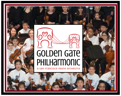 Golden Gate Philharmonic Faculty & Friends - Sunday, September 23 at 4 pm