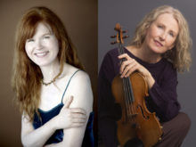 Stenberg | Cahill Duo - Sunday, October 11 at 4 pm