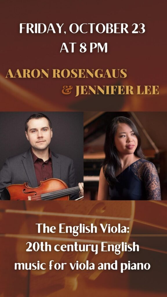 Aaron Rosengaus and Jennifer Lee