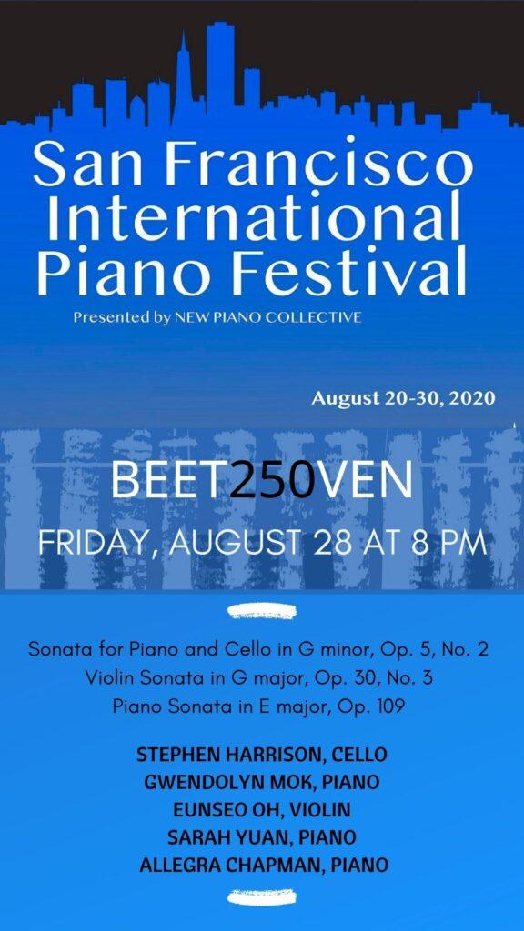 SF Intl Piano Festival