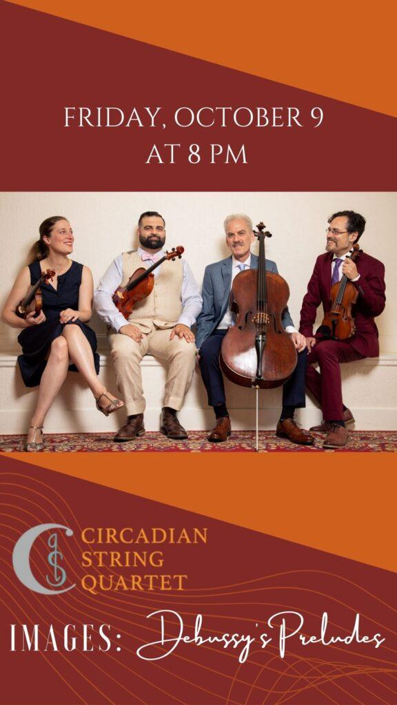 Circadian String Quartet