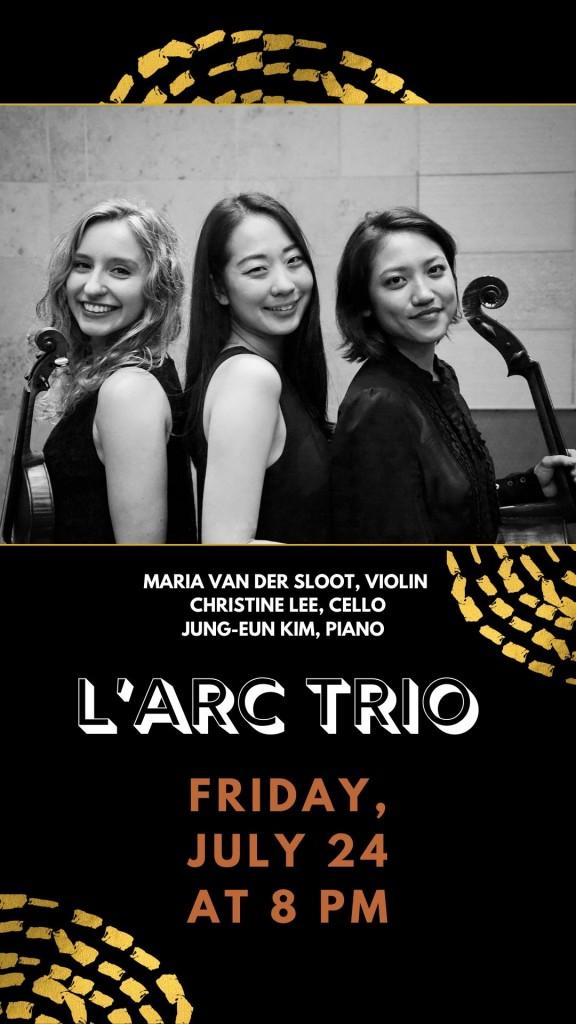 L'Arc trio