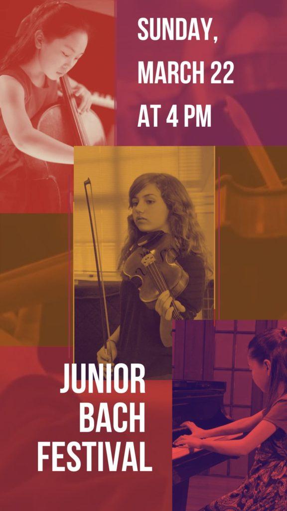 Junior Bach Festival