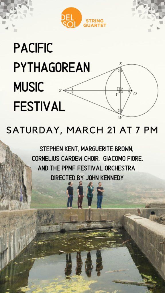 Pacific Pythagorean Music Festival