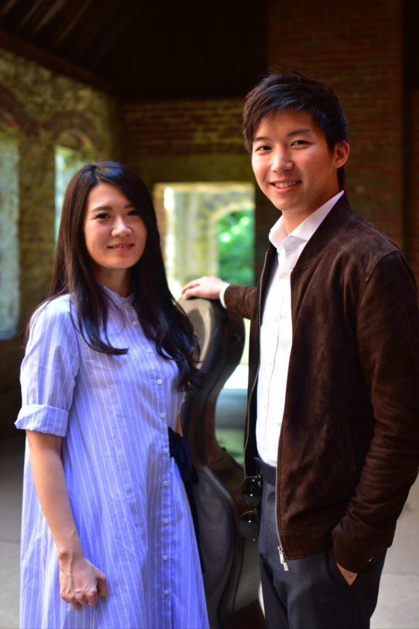 Will Chow & Yi-Fang Wu - Sunday, August 19 at 4 pm