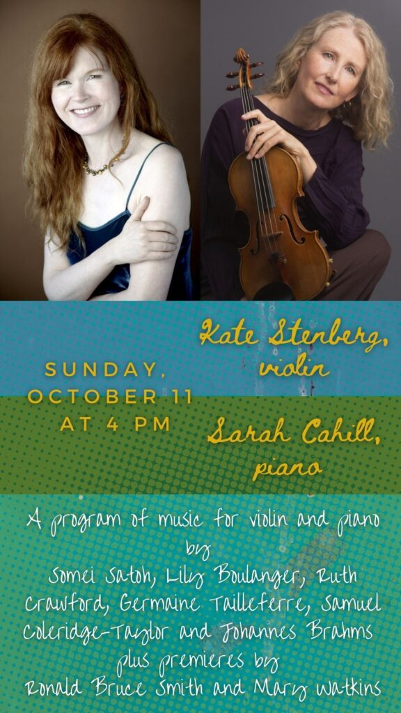 Cahill Stenberg duo