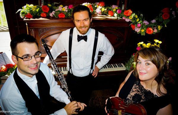 Vinifera Trio - Friday, October 26 at 8 pm