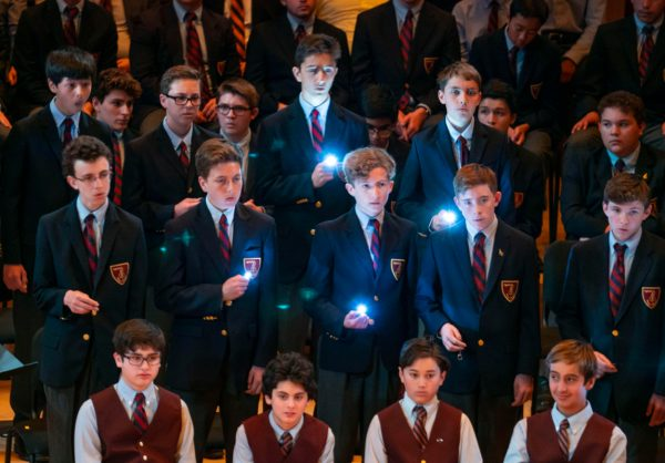 Ragazzi Boys Chorus - Sunday, December 9 at 4 pm