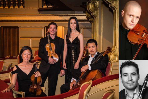 Ensemble San Francisco - Sunday, February 3 at 4 pm