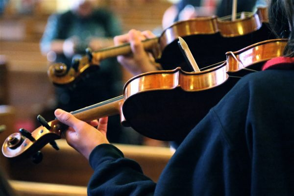 Junior Bach Festival - Sunday, March 24 at 4 pm