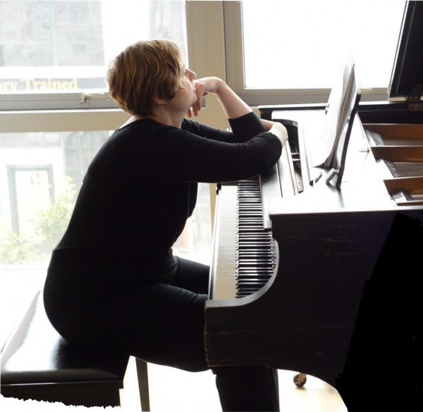 Hadley McCarroll, piano - Sunday, April 14 at 4 pm