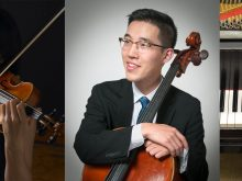 Mellon International Chamber Players - Friday, May 3 at 8 pm