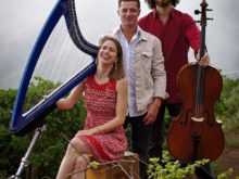 StringQuake - Sunday, July 14 at 4 pm