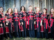 KITKA - Wintersongs - Sunday, December 22 at 4 pm