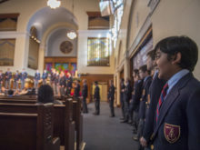 Ragazzi Boys Chorus - Stories of our Immigrant Heritage - Sunday, December 8 at 4 pm