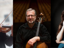 Ramey Piano Trio - Sunday, January 12 at 4 pm
