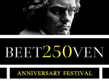 BEET250VEN Akademie Gala - Sunday, March 15 at 2 pm