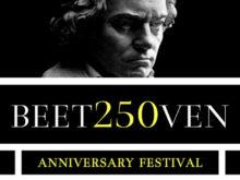 BEET250VEN Akademie Gala - Sunday, March 15 at 2 pm