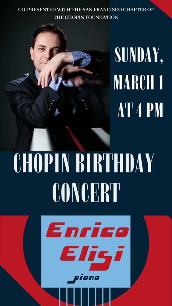 Chopin Birthday Concert