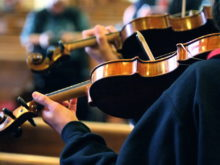 Junior Bach Festival - Sunday, March 22 at 4 pm