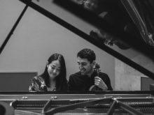 Patrick Galvin & Jung-eun Kim - Friday, May 1 at 8 pm