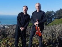 Lewin-Cogan Duo - Sunday, July 12 at 4 pm
