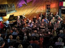 The Morchestra Jazz Orchestra - Sunday, July 19 at 4 pm
