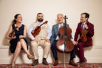 Circadian String Quartet: Images - Friday, November 13 at 8 pm