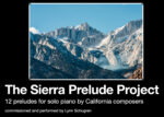 Lynn Schugren - Sierra Prelude Project - Sunday, October 18 at 4 pm